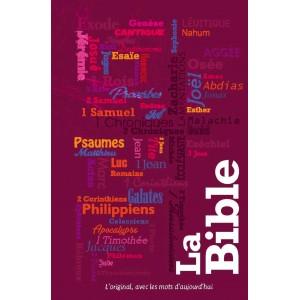 Bible Segond 21 Illustrée Typo